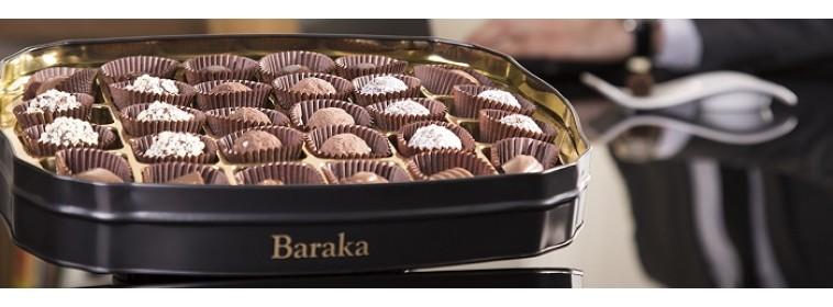 شکلات باراکا2
